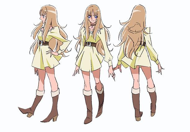 Saint Seiya Ômega: Personagens e sinopse dos episódios Yuna2
